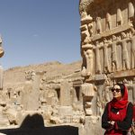 Feeling so small in Persepolis