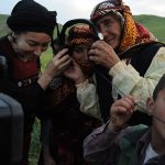 Behind the scenes of Women of the Silk Road