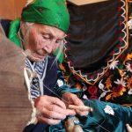 Weaving Bibi